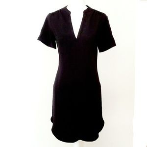Hailey Crepe Dress, LBD, Pocket